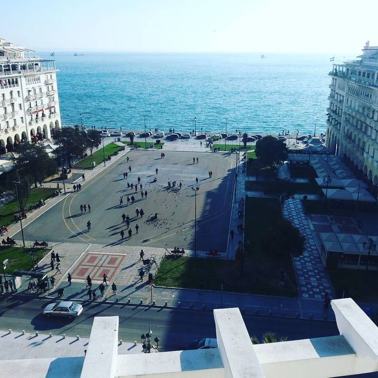 @Electra Palace Thessaloniki #instalife #lunch #noon #view #relax