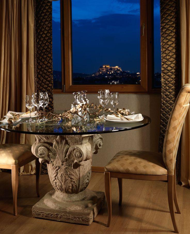 Romantic Dinner at the Dinning Area #ExecutivePlusSuite #DivaniCaravel
