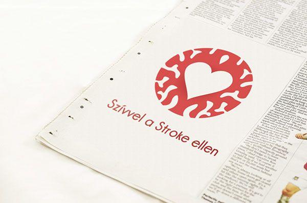Heart against Stroke on Behance