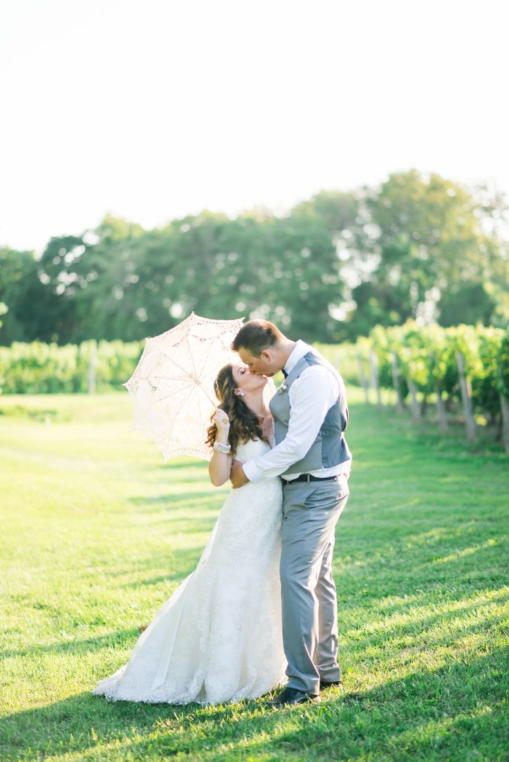 Winery Wedding at Legends Estates Winery