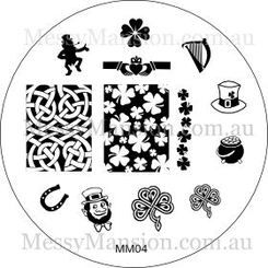 Image Plate MM04 $7.00