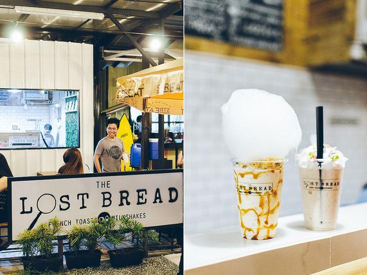 The Lost Bread, StrEat, Maginhawa