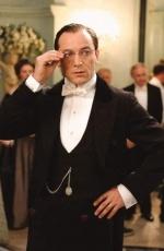 Jason Isaacs as George Darling in 2003 film Peter Pan
