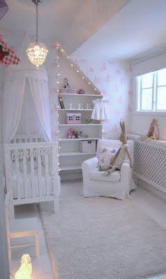 Such a beautiful nursery!