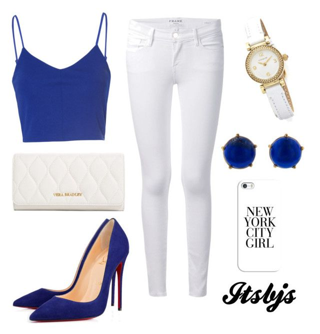 """""""Gorgeous/blue/white"""" by itsbjs on Polyvore"""