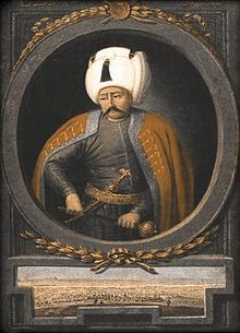 Selim I, was the Sultan of the Ottoman Empire from 1512 to 1520. His reign is notable for the expansion of the Empire, particularly his conquest between 1516 and 1517 of the entire Mamluk Sultanate of Egypt, which included all of Sham, Hejaz, Tihamah, and Egypt itself.
