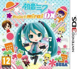 Hatsune Miku: Project Mirai DX Un rhythm game ambientato nell'Universo #Vocaloid che vi trasporterà in un mondo di musica divertentissimo!!!  Saranno disponibili varie modalità di gioco come: il Button Mode e il Tap Mode, tantissimi strumenti da suonare, 47 diverse canzoni e 100 stupendi costumi diversi per i tuoi personaggi!  Miku, Rin, Len, Kaito, Luka, Meiko...scegli il tuo personaggio preferito e personalizza un appartamento virtuale!