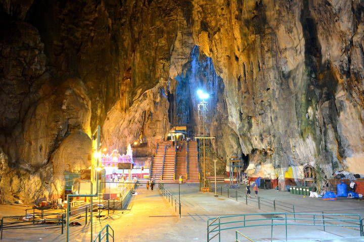 grotte di Batu - Kuala Lumpur (Malesia)