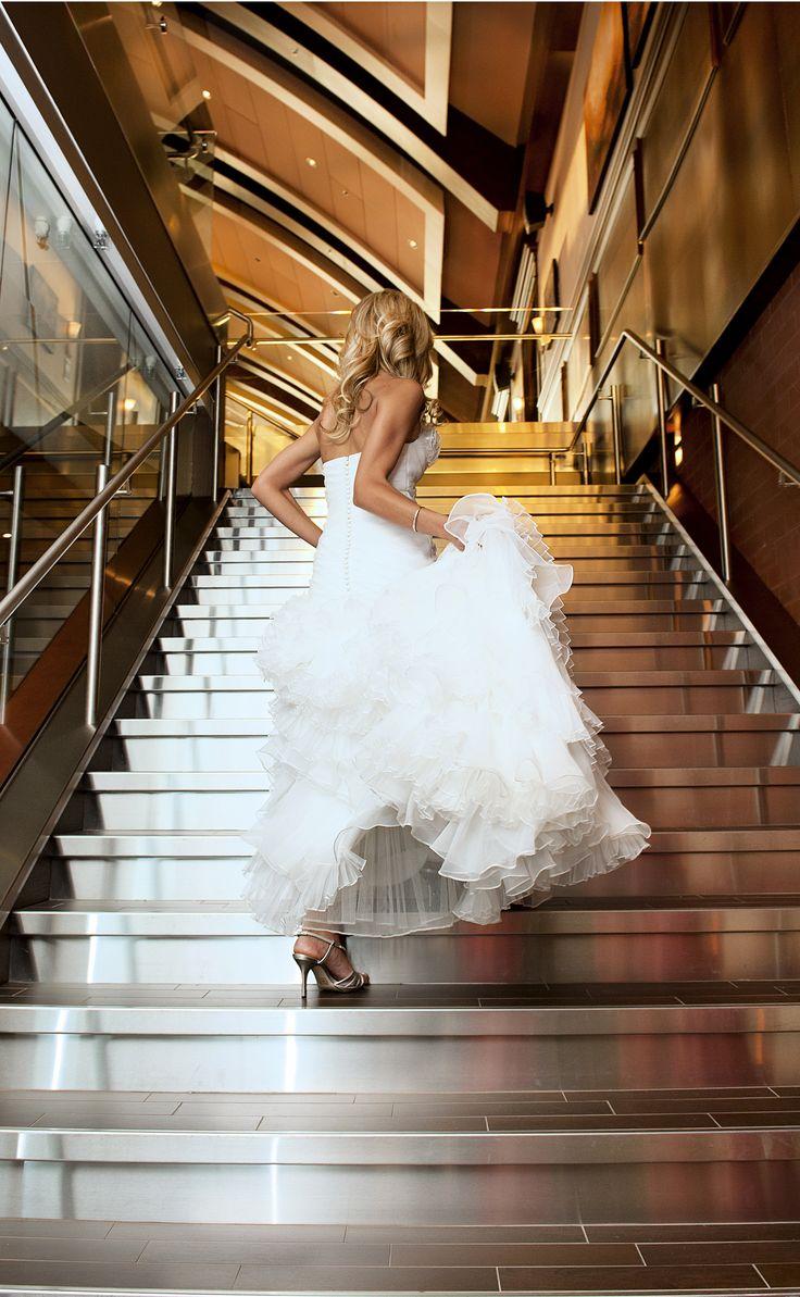 L'escalier / Crédit photo : Eva-Photo