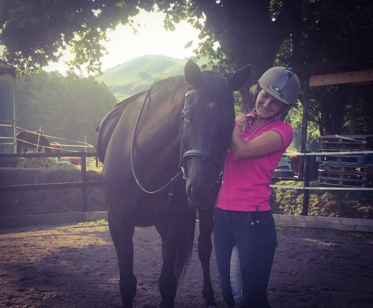 A big part of my life is and will always be horses. See my album Horses and Me for more photos.