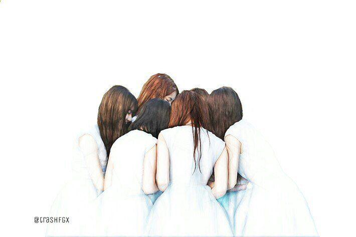 Gfriend ♥ Love Whisper