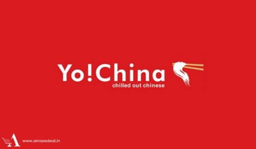 Rs.490 for Veg 3 Course Meal for 2 worth Rs.827 Pay Rs.15 online and Rest Rs. 475 at YO CHINA.  #Amazedeal #food #drink #china #chandigarh #mohali #panchkula #zirakpur