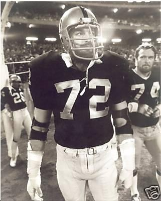 John Matuszak - Oakland Raiders