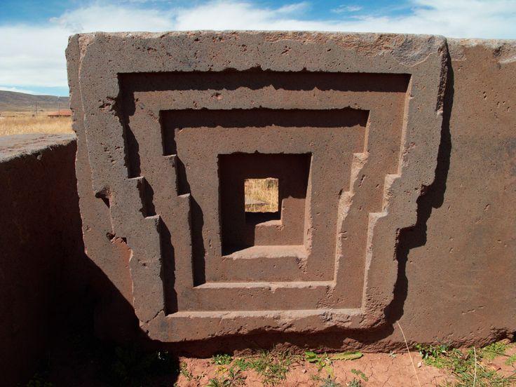 puma punku -Constructed 15,000 years ago