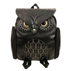 Preppy Stripe and Canvas Design Women's Backpack | TwinkleDeals.com