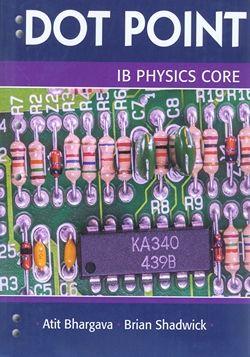 IB Physics Core Dot Point