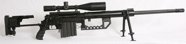 Cheytac Intervention rifle for my best friend Jordan.