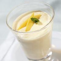 Bananen Mango Kwark Smoothie