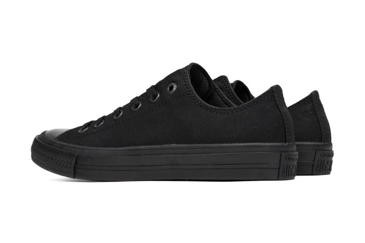 The Converse Chuck Taylor All Star II retains the iconic Chuck Taylor All Star silhouette, but is built to better meet the demands of everyday lifestyle. The Chuck II features Nike Lunarlon insole cus