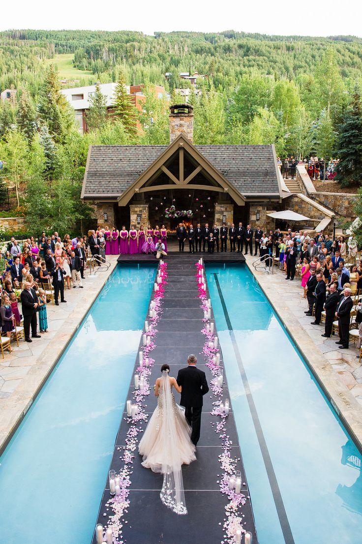 backyard wedding venues in orange county ca%0A Liancarlo wedding dress Four Seasons Vail Vail  Colorado Doug Treiber  Photography