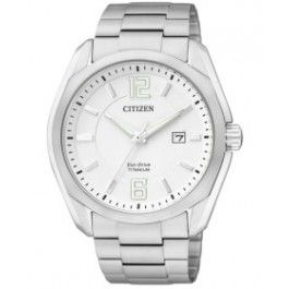 Citizen Mens Titanium BM7081-51B: Star Jewels