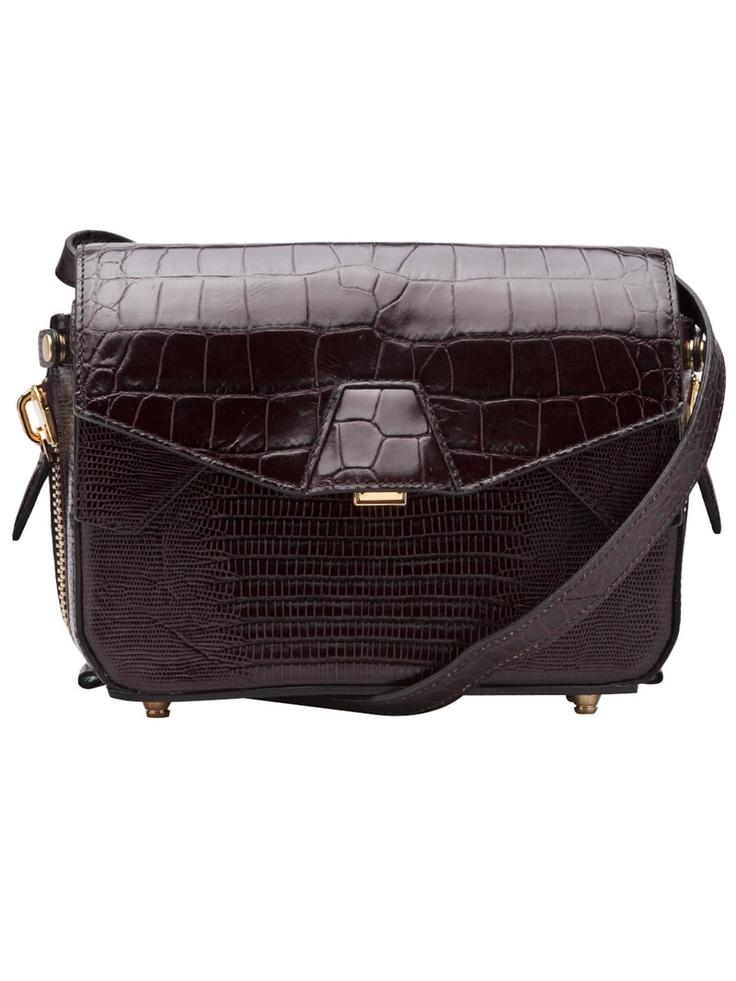 ALEXANDER WANG Trifold purse