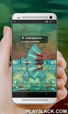 """Trick Or Treat GO Keyboard  Android App - playslack.com ,  Dit is de GO Keyboard """"Trick or treat"""" thema door CuteKeyboards.Snoep Of Je Leven.Op zoek als een koele sieraad, deze paddestoel GO Keyboard huid liet zich inspireren door de eenvoudige Halloween, pompoenen, eng en viering.Handgemaakte cadeautjes zijn eng, omdat ze laten zien dat je te veel vrije tijd.Het uiten van betekenis door middel van elke pixel, dit meestal leisteen groen gekleurde GO Keyboard is precies wat het zou moeten…"""