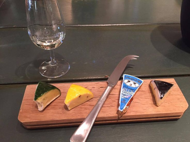 The Zevenwacht Wine Estate suggests to taste each of the four wines with a different kind of cheese. Whether if it is white or red, the flavour of each wine will be highlighted by the taste of the cheese, carefully chosen.  It is a feast for the taste buds and the nose!