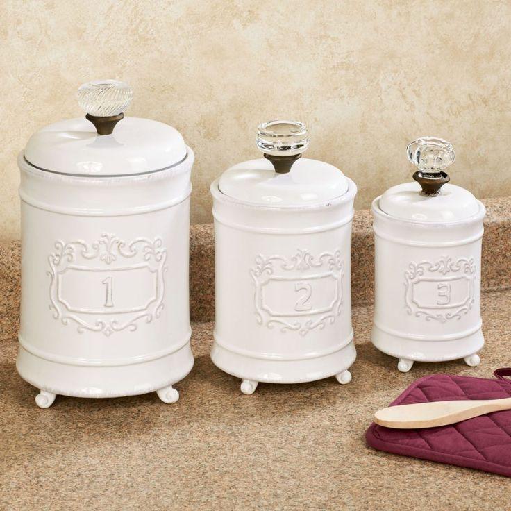 Mason Jar Kitchen Decor Set: Best 25+ Canister Sets Ideas On Pinterest