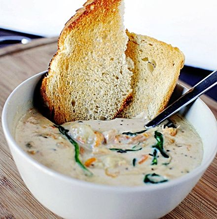 Chicken Gnocchi Soup (Olive Garden copycat)... Happy Hour Appetizers 69   Hampton Roads Happy Hour - 1