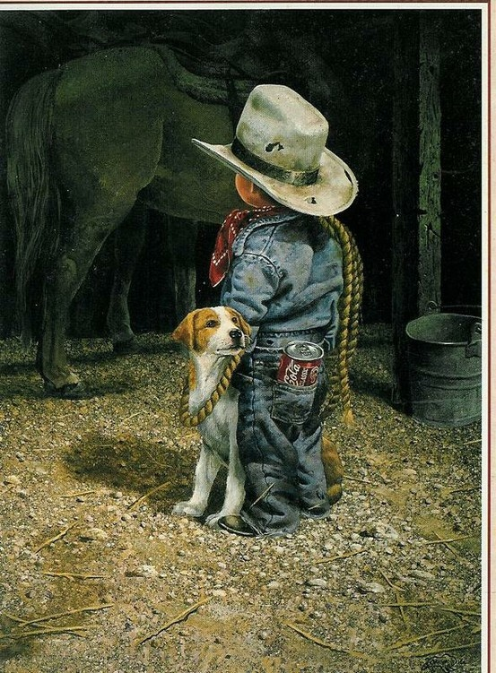 19 Best Images About Artist Brandon Miller On Pinterest: 19 Best Images About Cowboy Art On Pinterest