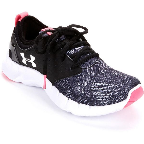 Under Armour Women's UA Flow Criss Cross Running Shoes ($80) ❤