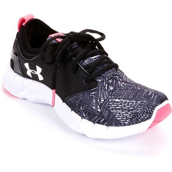 Under Armour Women's UA Flow Criss Cross Running Shoes ($80) ❤