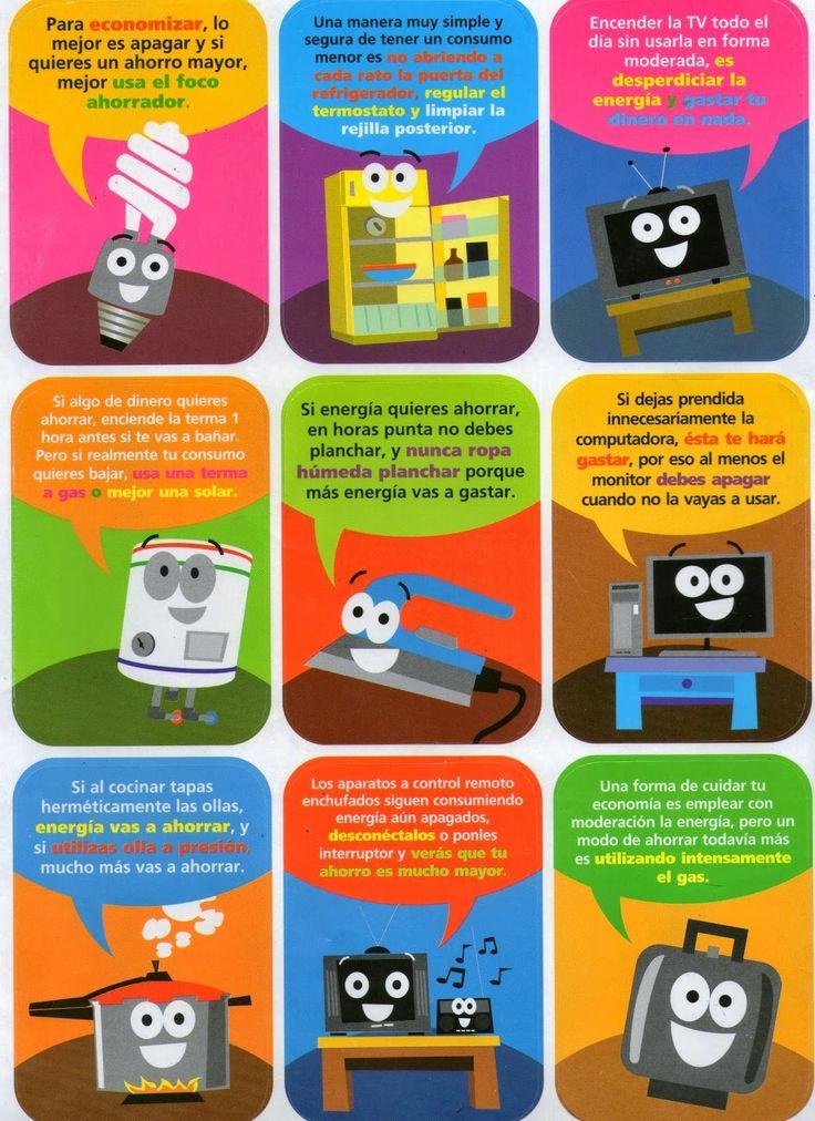 Las 25 mejores ideas sobre consejos de ahorro de energ a - La mejor calefaccion electrica ...