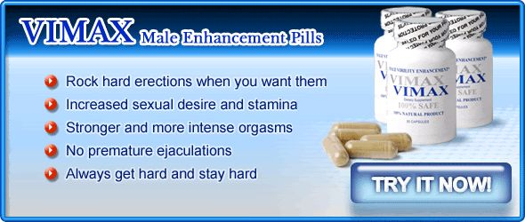 Acquire Vimax Tablets to Boost Penile Size