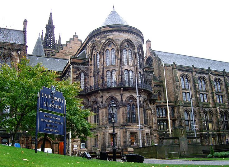 the hunterian museum, glasgow university, glasgow - the oldest museum in scotland