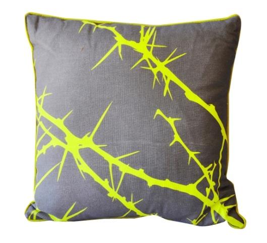 Acid thorns cushion.