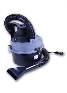 The Car Wet & Dry Vac is a 2 in 1 solution to all your car cleaning needs.