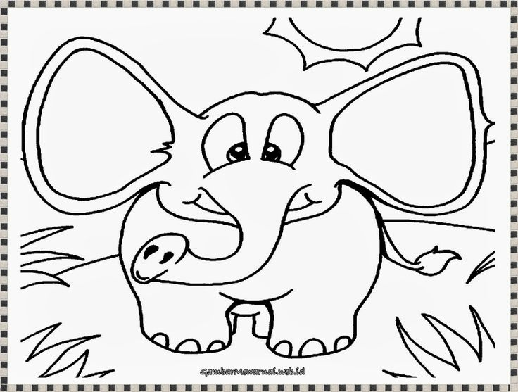 50 Gambar Mewarnai yang Seru dan Menarik untuk Anak-anak – InformaZone