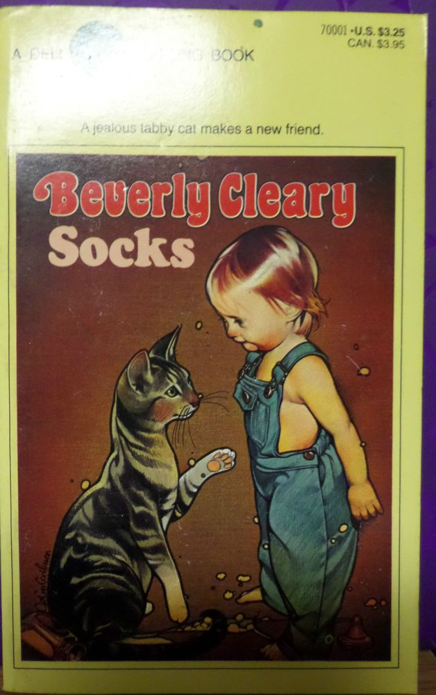 Socks by Beverly Cleary Paperback - 90 Best Beverly Cleary Images On Pinterest