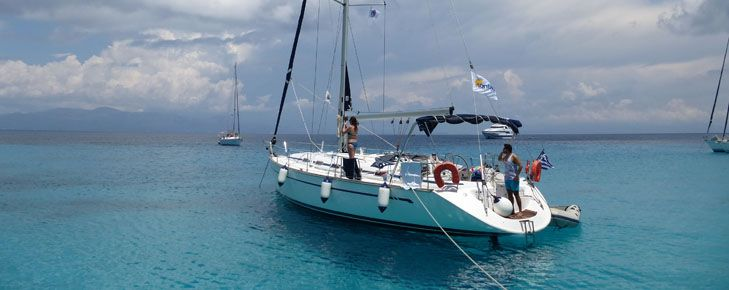 Greek Island Cruises and Sailing