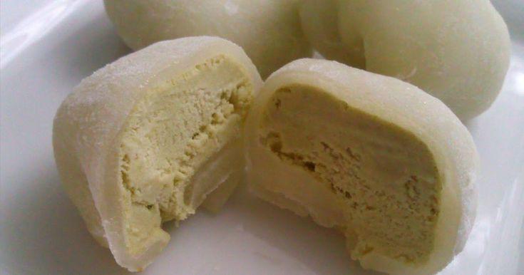 Mochi-Eis (Japanese Mochi Ice Cream)