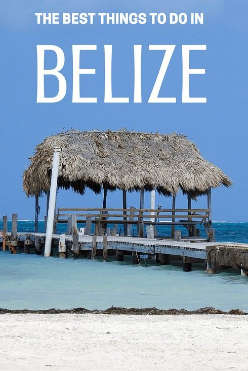 Adoration 4 Adventure's recommendations for the best things to do in Belize. Including activities in Caye Caulker, San Pedro and San Ignacio.