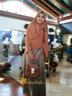 True Hijab   Syar'i   @RATUBILQIS_