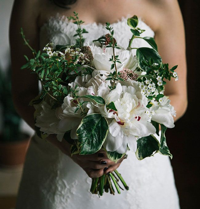 This Camp Wedding Bouquet