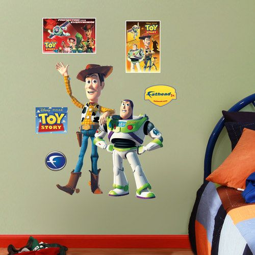 Disney / Pixar Toy Story Wall Decals By Fathead Part 66