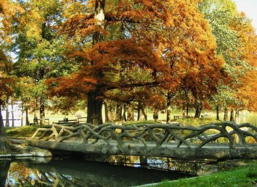 Nicolae Romanescu park Craiova Romania parks