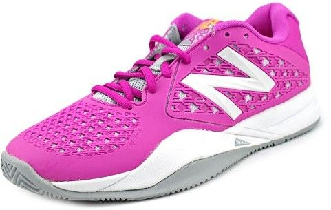 New Balance WC996 Women US 6.5 Purple Tennis Shoe