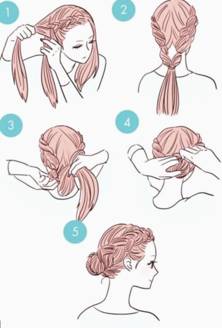Feb 16, 2020 - 7+ Cute Hairstyles To Do On Yourself Step By Step