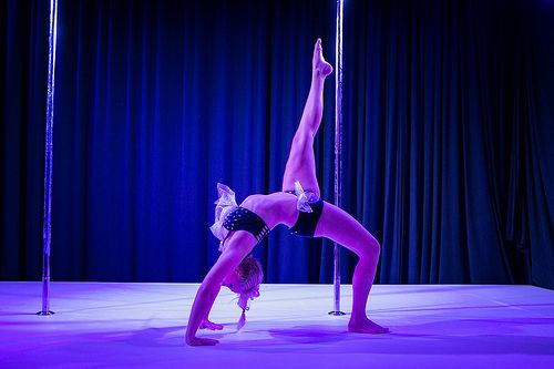 Pole Dancing enthusiasts have constantly tried to alter the public's general perception of Pole Dancing.